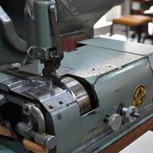 コバ漉き機